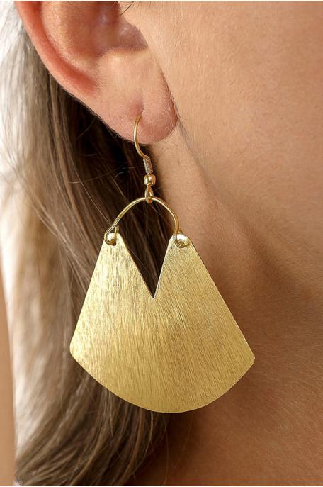 Geometrikus fülbevaló