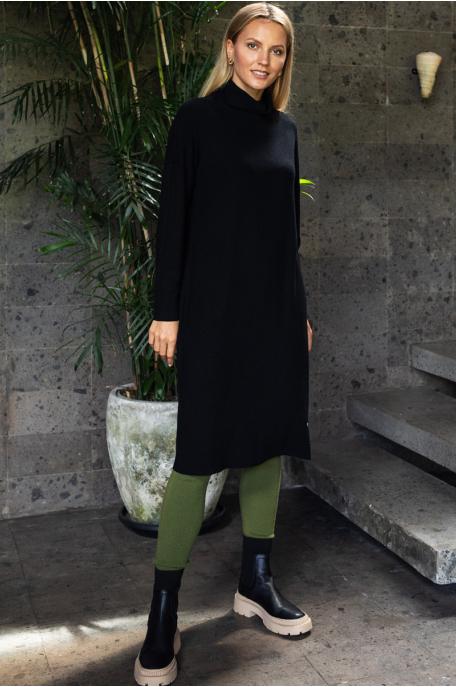 Finomkötött leggings