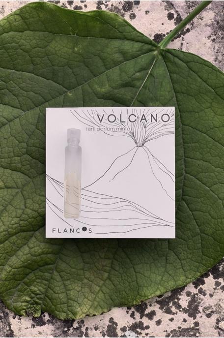 Volcano férfi parfüm Illatminta