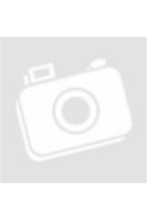 Poggyász táska bőr rátéttel