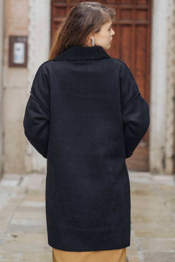 Irha hatású kabát