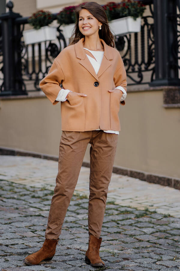 Filc kabátka