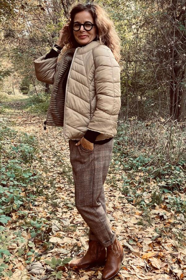 Kifordítható kabátka